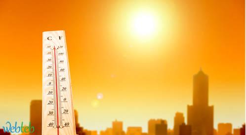 ارتفاع درجة الحرارة سيجعل العيش ببعض دول الخليج مستحيلاً!