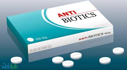 التعرض للمضادات الحيوية ومخاطر الاكتئاب،القلق والذهان