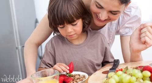 تناول الأطفال لوجبة الإفطار الصحية تحسن من أدائهم الاكاديمي
