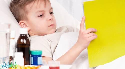 دراسة: تناول الأطفال للمضادات الحيوية ممكن في بعض حالات نزلات البرد