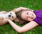 امتلاك الكلاب يقلل من إصابة الأطفال بالقلق