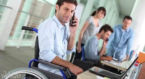 اليوم العالمي للاعاقة يهدف لشمل المعاقين في المجتمع