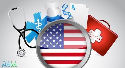 في اعقاب الاصلاح في الصحة واسعار الدواء، ارتفاع حاد في الإنفاق على الصحة في الولايات المتحدة