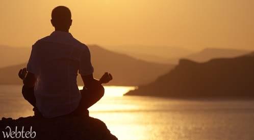 التأمل يساعد في خفض ضغط الدم المرتفع