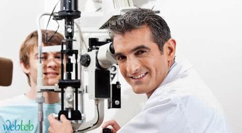 نسبة شيوع اضطرابات العيون لدى الأطفال الذين يعانون من السكري