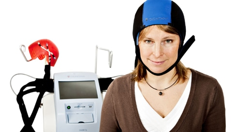 قبعة تبريد تقلل من تساقط شعر النساء أثناء العلاج الكيماوي