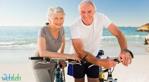 التمارين الرياضية تساعد النساء في سن اليأس