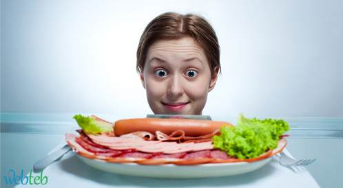 دراسة تكشف عن حل الاكتئاب الناجم عن الإفراط المزمن في تناول الطعام