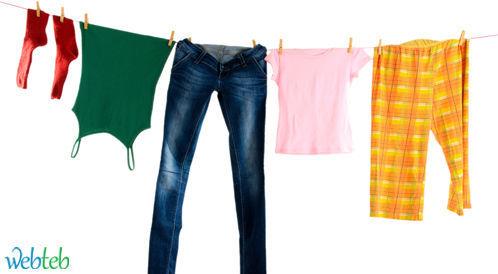 احذر من تجفيف الملابس داخل المنازل!