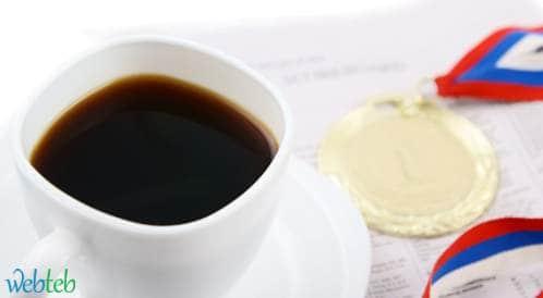 القهوة تحسن القدرة على التحمل أثناء ممارسة الرياضة