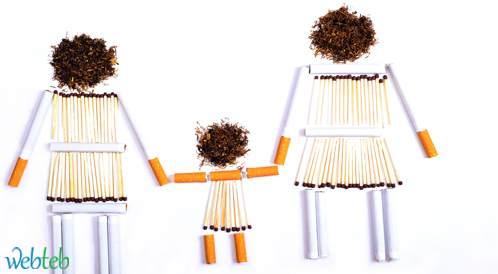 الأطفال المعرضون للسجائر صغاراً أكثر عرضة لزيادة الوزن