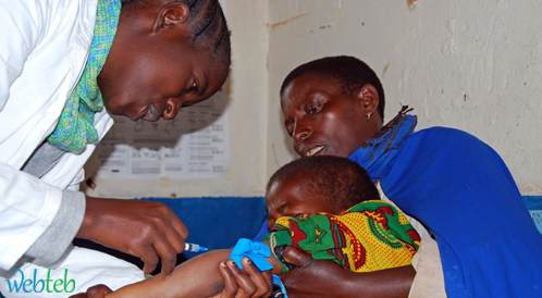 الأطفال الذين يعانون من السل وHIV معرضون لخطر متزايد للموت