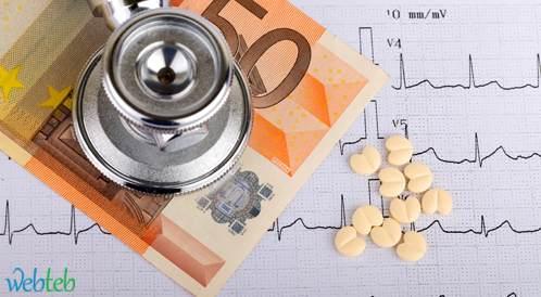الآثار السريرية والاقتصادية للابيكسابان 5 ملغ مقارنة مع الأسبرين