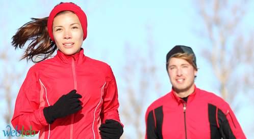 ممارسة الرياضة في فصل الشتاء تقوي الجهاز المناعي
