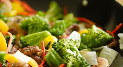 الطهي باستخدام زيت الزيتون مفيد للصحة!