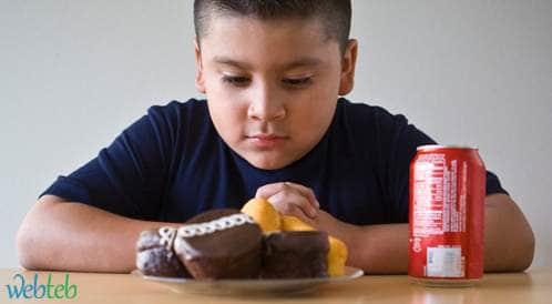 تقرير جديد يحذر من زيادة عدد الاطفال المصابون بالسمنة