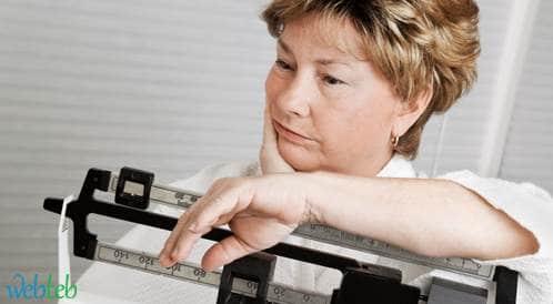 فقدان الوزن في منتصف العمر قد يكون مؤشراً للإصابة بالخرف