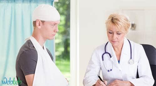 الإصابة بارتجاج الدماغ قد تعرض الشخص للانتحار