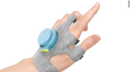قفازات من شانها أن تساعد مرضى باركنسون في التحكم بحركة اليد