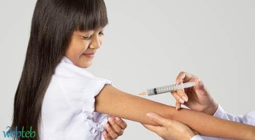 انطلاق حملة تطعيم ضد شلل الأطفال في مصر