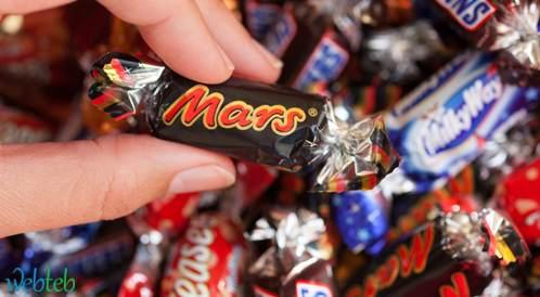 """شركة """"مارس"""" مصنعة الشوكولاطة تسحب منتجاتها من 55 دولة حول العالم"""