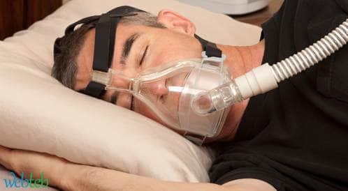 تشخيص اضطرابات التنفس لمرضى القلب أثناء النوم لحمايتهم