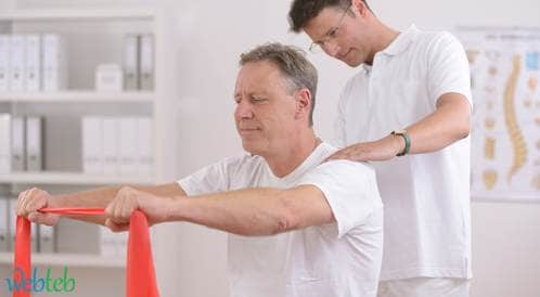 العلاج المحافظ يؤدي الى نتائج جيدة بعلاج التمزقات العرضية في عضلات الكفة