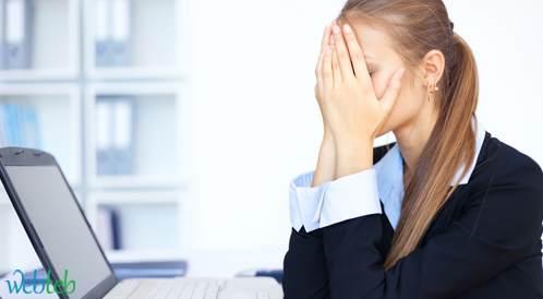 التوتر المزمن قد يؤدي إلى فقدان الذاكرة المؤقت