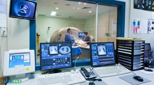 دعم عدد من المستشفيات بأجهزة أشعة رقمية في مصر