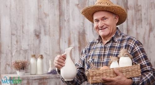 تناول كبار السن للكالسيوم يحمي قلبهم وليس عظامهم