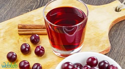 تناول عصير الكرز يخفض من ضغط الدم المرتفع