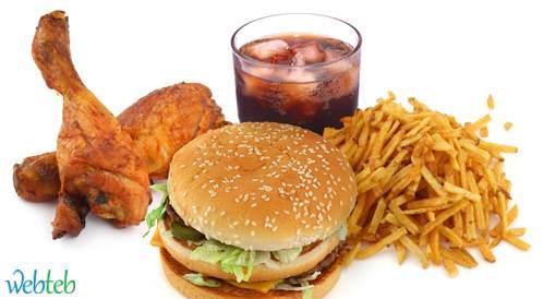تناول الطعام الدهني يضر الكلى تماماً مثلما يفعل مرض السكري