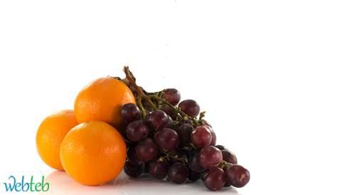 العنب الأحمر والبرتقال قد يكونان السر لعلاج السمنة والسكري