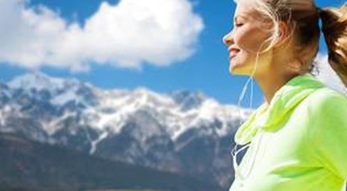 هل تؤثر ممارسة الرياضة على عمل الرئتين مع التقدم بالعمر؟