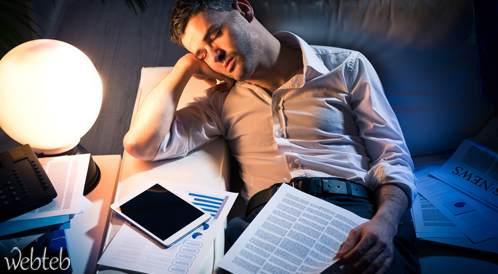 الإدمان على العمل قد يؤدي إلى الإصابة بالاكتئاب والقلق