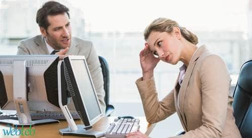 بيئة العمل قد تؤثر بشكل سلبي على الموظفين!