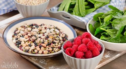 الألياف الغذائية تساعد بعلاج حساسية الطعام!