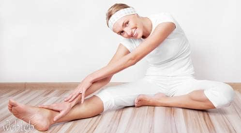 الرياضة تساعد النساء في التغلب على مرحلة انقطاع الطمث