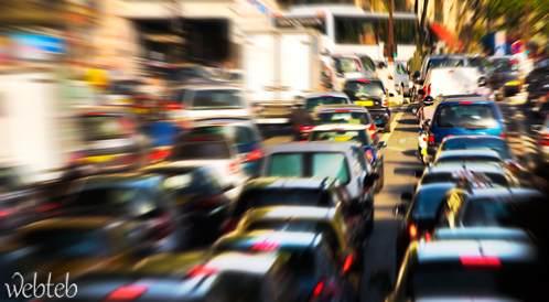 ضجيج حركة المرور يزيد من خطر الإصابة بالنوبة القلبية