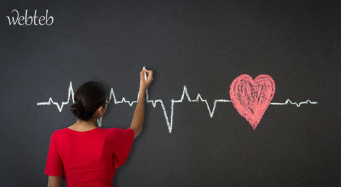 النساء اللاتي يعانين من داء السكري نوع 2 هن اكثر عرضة من الرجال للإصابة بأمراض القلب.