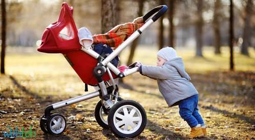 عربات الأطفال خطيرة على صحتهم وهكذا تحميهم