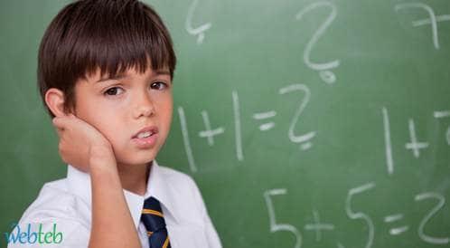 طفلك سيء في الرياضيات؟ قد تكون انت السبب في ذلك