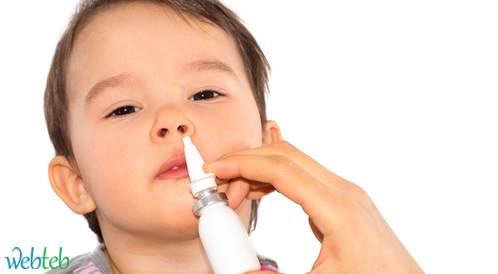 لقاح الانفلونزا وطفلي