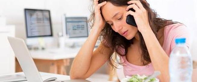التوتر يمنعك من اختيار الأطعمة الصحية ويلغي فوائدها