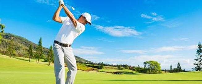 لعبة الغولف قد تطيل عمرك وتحميك من الأمراض المزمنة!