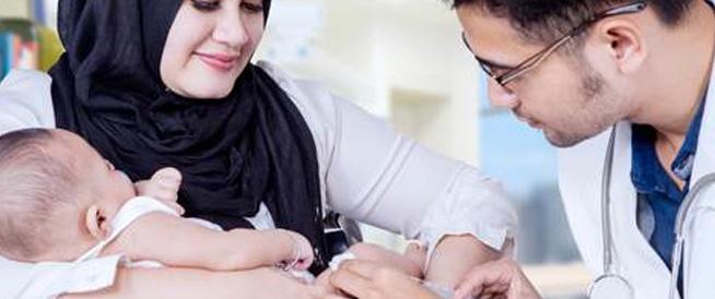 القضاء على 99% من الإصابات بشلل الأطفال مع استمرار الخطر