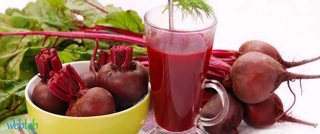 كوب من عصير البنجر يوميا قد يساعد على خفض ضغط الدم