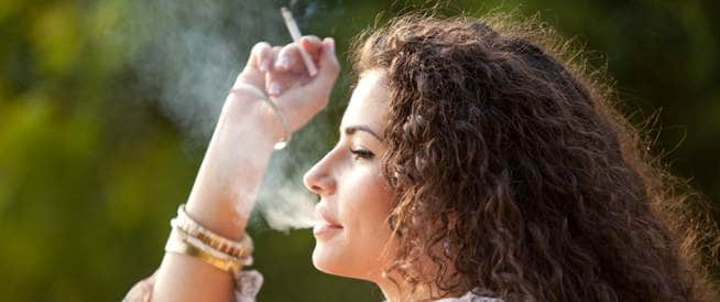 تدخين سيجارة واحدة قد يصيبك بسرطان الرئة!