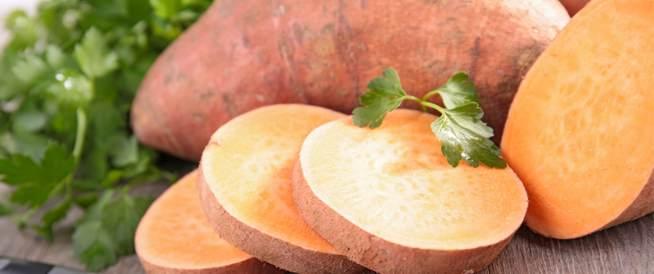 البطاطا الحلوة قد تساعد في خسارة الوزن!