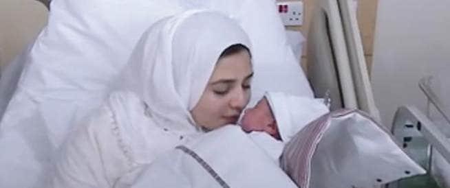 ولادة أول طفل من مبيض مجمد!